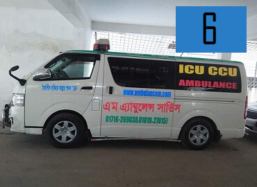 Corporate Ambulance Service