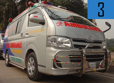 Emergency ambulance services